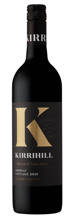 Kirrihill Shiraz 0,75l Vineyard Selection Austrálie 2013